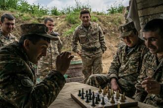 Turcia, acuzată că a trimis mercenari sirieni să lupte în Nagorno-Karabah