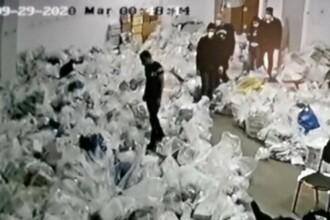 Surse: Parchetul a fost sesizat în privința imaginilor de la biroul electoral al Sectorului 1