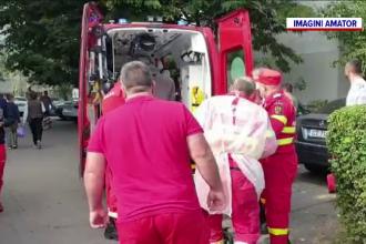 Un copil de șase ani, din Constanța, se află în comă, după ce a căzut de la etajul patru