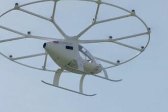 S-a inventat taxiul-dronă, care te duce la destinație prin aer. Când va face prima cursă