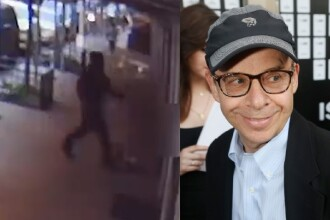 """Actorul Rick Moranis, cunoscut din """"Ghostbusters"""", lovit cu pumnul pe o stradă din New York"""
