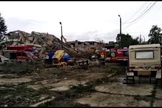 Un muncitor din județul Neamț a murit strivit de un zid care s-a prăbușit peste utilajul său