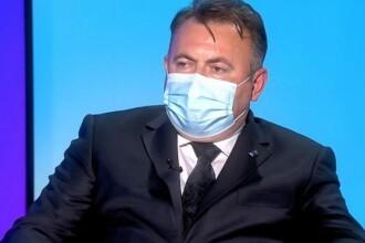 Nelu Tătaru a explicat de ce în unele județe sunt raportate puține cazuri de coronavirus
