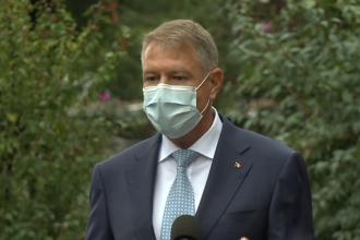 Klaus Iohannis cere o campanie la nivelul UE care să evidenţieze beneficiile vaccinării anti-Covid-19