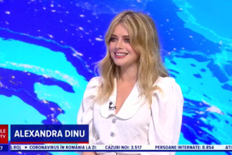 """Alexandra Dinu revine la PRO TV, în echipa """"Românii au talent"""". Ce a determinat-o să se întoarcă"""