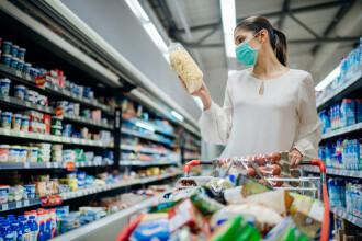 Cât de mult s-au scumpit alimentele în 2020 față de anul trecut. Anunțul specialiștilor