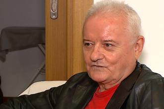 """Irinel Columbeanu internat în spital, după ce a fost confirmat pozitiv cu Covid-19. """"Virusul există și este foarte pervers"""""""