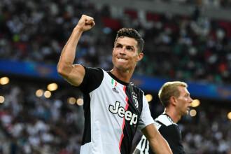 Cristiano Ronaldo, infectat cu noul coronavirus. În ce stare se află fotbalistul