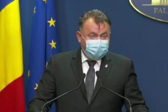 """Ce spune ministrul Sănătății despre noi măsuri împotriva coronavirusului: """"Să respectăm aceleași reguli"""""""
