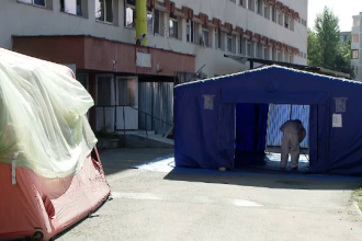 Situație gravă la Spitalul din Brașov. Medicii și-au luat concediu după ce au apărut 12 focare de Covid