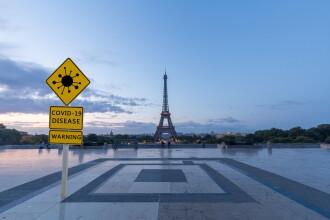 Franţa va impune restricţii mai dure în unele regiuni, inclusiv în Paris