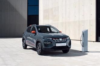 Prima Dacia electrică a fost prezentată la Paris. Cât va costa și ce autonomie are Dacia Spring