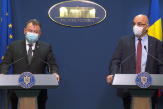 Ordonanța pregatită de Guvern, după a doua zi cu peste 4.000 de cazuri de coronavirus în România