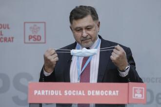 PSD a decis. Medicul Alexandru Rafila este propunerea partidului pentru funcția de premier