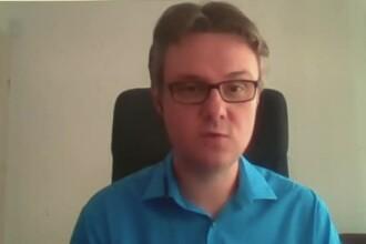 """Vlad Mixich, expert în sănătate publică: """"Va începe triajul morții în România"""""""