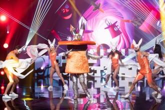 Cine a părăsit show-ul Masked Singer România! S-a ascuns sub masca Iepurelui