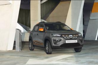 Dacia deschide online precomenzile pentru primul său model electric. Cât va costa şi când încep livrările