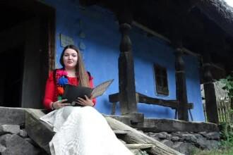 Angajații de la Muzeul Satului din Baia Mare susțin online ateliere de lectură pentru copii