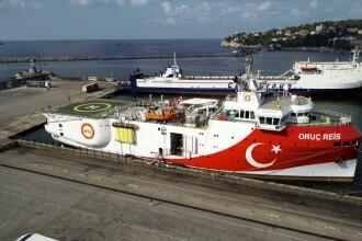 Un nou zăcământ descoperit în Marea Neagră. Turcia anunță că a găsit alte 85 mld. metri cubi de gaze