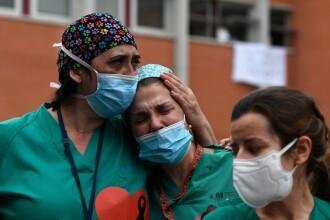 Aproape 170.000 de oameni au murit în plus în UE în pandemie, faţă de media ultimilor 4 ani