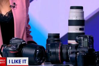 iLikeIT. Care sunt principalele diferențe dintre aparatele foto DSLR și cele mirrorless