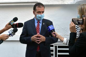 Orban: Capacitatea de internare a bolnavilor de Covid-19 va crește săptămâna aceasta cu 200 de paturi