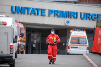 Coronavirus România, 24 noiembrie. Bilanțul orei 13.00: 7.753 de cazuri noi de infectare