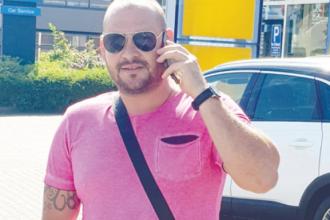 """Un polițist din Iași a luat în instanță apărarea individului care l-a agresat. """"Te tai, te omor pe tine și familia ta"""""""