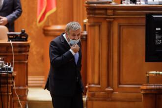 """Florin Iordache a fost numit, pe viață, președinte al Consiliului Legislativ: """"Ne batem joc"""""""