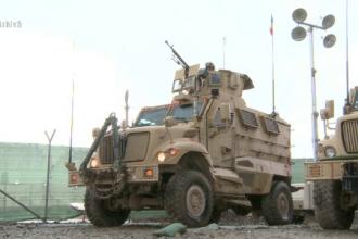 Doi militari români, răniţi în Afganistan, în timpul unei misiuni de patrulare