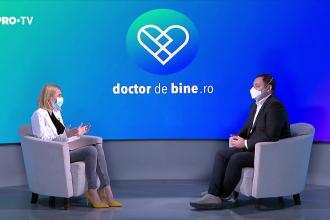 """Doctor de bine. Dr. Ionuţ Leahu: """"În cabinetul stomatologic nu există risc de infectare cu SARS-COV-2"""". Care este explicaţia"""