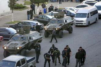 43 de persoane, ținute ostatice într-o bancă din Georgia. Ce răscumpărare a cerut atacatorul