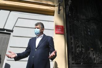 Marcel Ciolacu s-a convins că masca oprește coronavirusul, după o întâmplare din PSD. Înainte refuza să o poarte