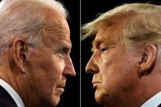 Dezbaterea finală între Donald Trump și Joe Biden. Pandemia și corupția au fost temele principale