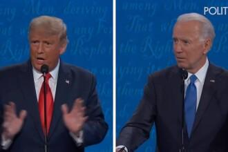 VIDEO. Reacția lui Biden când Trump și-a asumat responsabilitatea pentru criza Covid-19 din SUA
