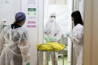 Coronavirus România, bilanț 8 noiembrie: 6.752 cazuri noi. A fost depășit pragul de 300.000 de cazuri