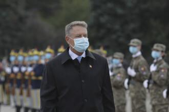 Mesajul preşedintelui Klaus Iohannis de Ziua Armatei Române: