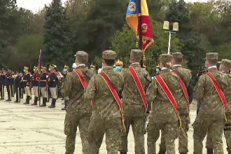 Ceremonii restrânse de Ziua Armatei. Ce a transmis președintele Klaus Iohannis