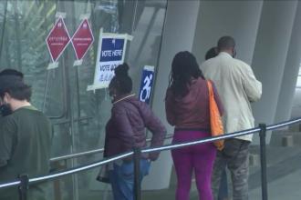 Alegeri SUA 2020. Cozi uriașe la secțiile de votare. Americanii au votat deja într-un număr impresionant