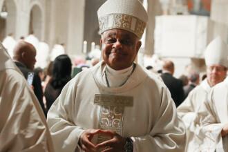 Papa Francisc a numit primul cardinal afro-american. Pentru ce este cunoscut