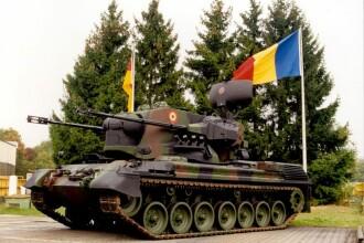 România trimite în Polonia blindate Gepard pentru o misiune NATO