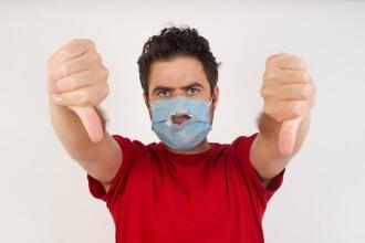 Ce au descoperit oamenii de stiinta la persoanele care refuza sa poarte masca de protectie. Nimeni nu se astepta la asta