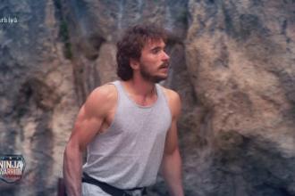 A murit George Mariș, cel mai bun competitor de la Ninja Warrior. S-a prăbușit cu parapanta de pe Vf. Caraiman