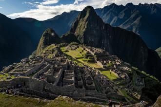 Orașul incaș Machu Picchu se redeschide treptat. A fost închis timp de șapte luni. VIDEO
