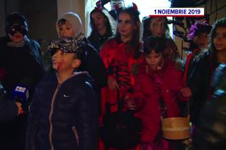 COVID-19 le fură copiilor bucuria de a colinda de Halloween. Care sunt recomandările medicilor