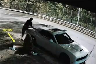 VIDEO. Un bărbat din New York și-a ucis iubita gravidă și i-a abandonat cadavrul pe marginea autostrăzii