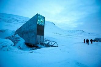 Compania care a creat un buncăr în Cercul Polar pentru a-și proteja produsele în cazul în care un asteroid ar lovi Terra