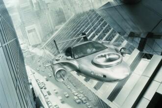 Prima masina zburatoare va aparea in Europa. Ar putea fi disponibila si in Romania