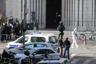"""Atac cu armă albă în Nisa, soldat cu trei morți. Atacatorul a strigat """"Allah Akbar"""". VIDEO"""