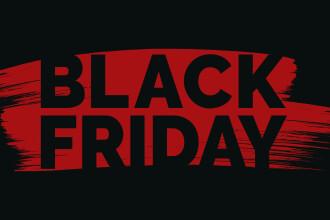 Toate promoţiile de Black Friday sunt aici. Reduceri la mii de produse